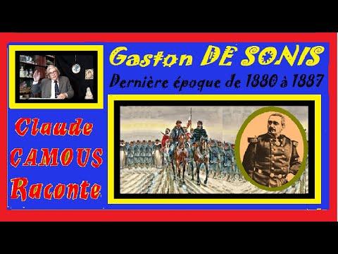 LA GRANDE HISTOIRE de SONIS (3/3) : « Claude Camous Raconte » : La dernière époque de 1880 à 1887.