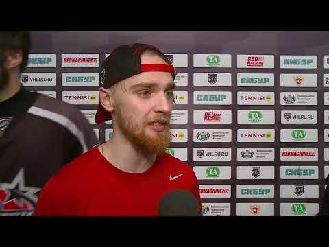 Голкипер ХК «Рубин» Егор Назаров - кратко об итогах сезона