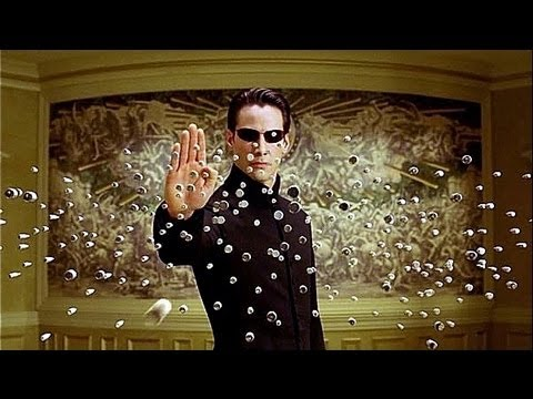 Matrix Reloaded Trailer