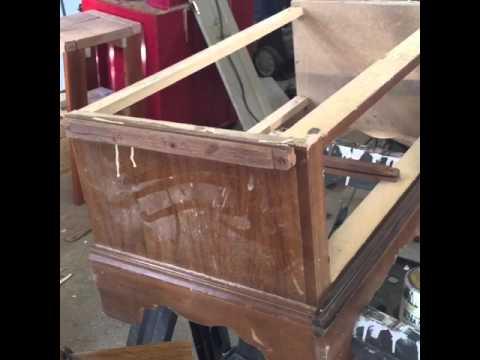 Season 2, Episode 2: Old Dresser to Storage Bench