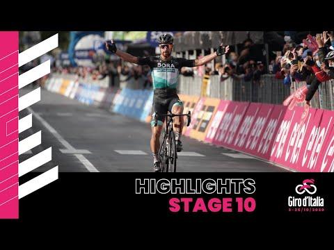 Giro d'Italia 2020 | Stage 10 | Highlights