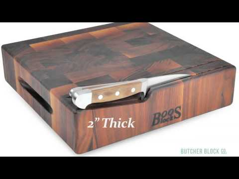Wood Cutting Boards, Chopping Blocks | Butcher Block Co.