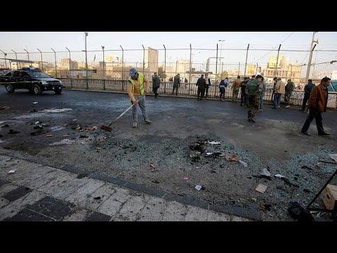 Διπλή βομβιστική επίθεση στη Βαγδάτη