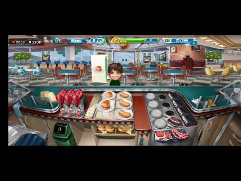 Fast Food Court LEVEL 07 : Cooking Fever | Nordcurrent