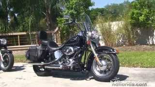 7. Used 2013 Harley Davidson Heritage Softail Classic Motorcycles for sale -  Clearwater Beach, FL