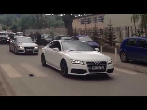 Gefährliche Mafia Autos  - Gepanzerze Autos - Ak47 Driveby - Russische Mafia Autos Unfälle