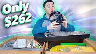 I Paid $262 for $2,258 Worth of MYSTERY TECH! Amazon Returns Pallet Unboxing!