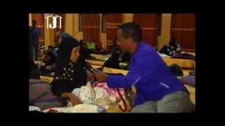 Jossy In Z House Show - Ethiopians Return From Saudi - Seg 3