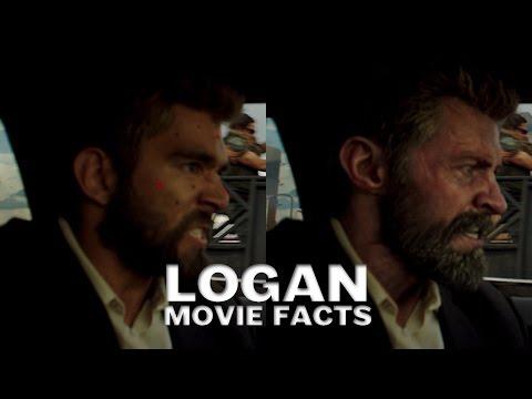 5 LOGAN MOVIE FACTS