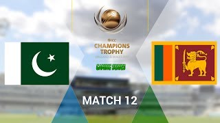 """ICC CHAMPIONS TROPHY 2017 GAMING SERIES - PAKISTAN v SRI LANKA - GROUP B MATCH 12 (DON BRADMAN CRICKET 17, FULL 1080P HD, 30FPS, XBOX ONE S)Check out the Champions Trophy 2013 Gaming Series playlisthttps://www.youtube.com/playlist?list=PLdKwevnrzNGy2Jax2seo6LK0hiYjwt1PKICC Champions Trophy 2017 FixturesMatch 1 - England v BangladeshMatch 2 - Australia v New ZealandMatch 3 - South Africa v Sri LankaMatch 4 - India v PakistanMatch 5 - Australia v BangladeshMatch 6 - England v New ZealandMatch 7 - Pakistan v South AfricaMatch 8 - Sri Lanka v IndiaMatch 9 - New Zealand v BangladeshMatch 10 - England v AustraliaMatch 11 - India v South AfricaMatch 12 - Sri Lanka v Pakistan Semi Final GA1 v GB2Semi Final GB1 v GA2Final TBD v TBD*Warning: The following is a gameplay from the video game """"Don Bradman Cricket 17"""" for the ps4, Xbox one s and pc. It is by no means actual highlights of the ongoing event """"""""ICC Champions Trophy 2017""""  My gaming setuphttps://www.elgato.com/en/gaming/game-capture-hd60http://store.steampowered.com/app/464850/Don_Bradman_Cricket_17/http://www.vegascreativesoftware.com/ca/vegas-pro/Like me on Facebookhttps://www.facebook.com/PGEHamzah/?ref=bookmarksBe sure to message me any important questions onto there.Comment who you think will win the ICC Champions Trophy 2017 Gaming Series.Be sure to subscribe to join the PGE Army!"""