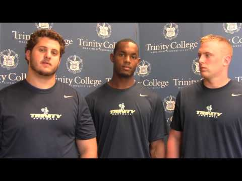 Trinity Football Season Preview 2012-13