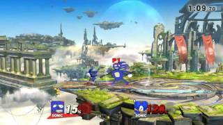 Sanic fites in smesh! (Credit to Kalomaze for this mod.)