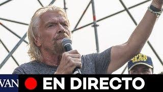 [EN DIRECTO] Conferencia de Richard Branson en el Venezuela Aid Live