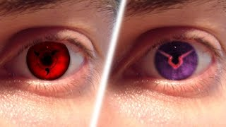 Video REAL LIFE Anime Eyes #1 (Sharingan, Ghoul, Geass,..) MP3, 3GP, MP4, WEBM, AVI, FLV Juli 2018