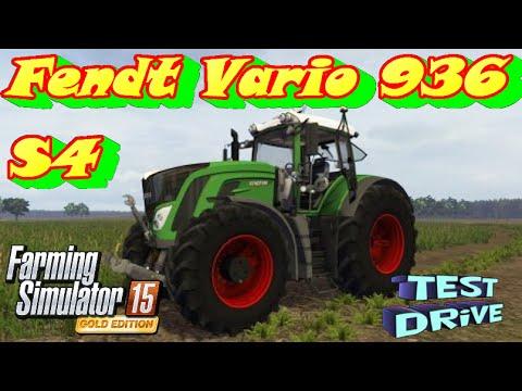 Fendt 936 Vario S4 V0.9