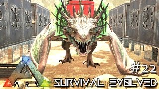 ARK: SCORCHED EARTH - EPIC ADOBE BASE !!! E22 (ARK SURVIVAL EVOLVED GAMEPLAY)