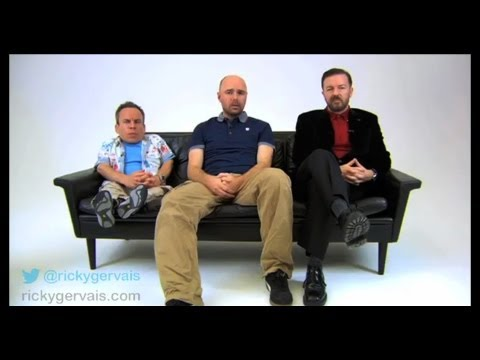 An Idiot Abroad 3 DVD Promotions