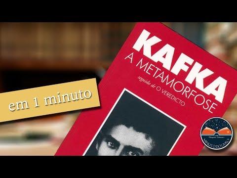 A Metamorfose | Minuto do Livro