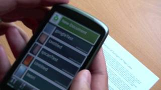 DocScanner YouTube video