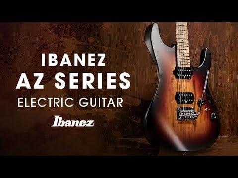 Ibanez AZ Electric Guitar – Story of the AZ