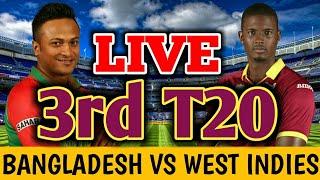 Bangladesh VS West Indies 3rd T20 Match Prediction | Ban VS WI | Live Score | Winning Percentage