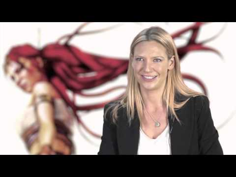 Heavenly Sword The Beautiful Anna Torv Talk about Movie Role