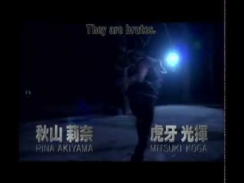 IRON GIRL Trailer (видео)