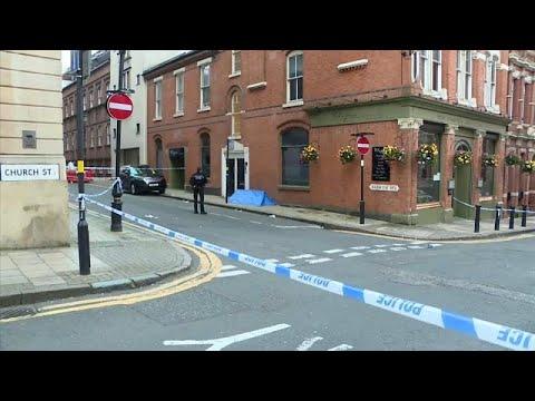 Δεν συνδέει καταρχήν με τρομοκρατία τις επιθέσεις στο Μπέρμιγχαμ η Αστυνομία…