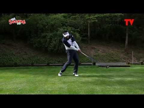 [MANIAREORT SECRET LESSON]KOREAN GOLF 박상현의 스윙 분석 SWING
