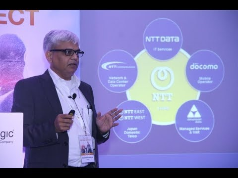 Channel Partners Connect Event- Presentation by Nitin Mishra, Netmagic