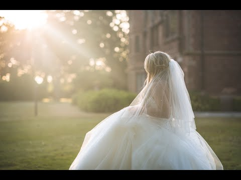 Cheshire Wedding Videography - Sophia and Ben
