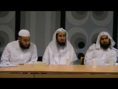 Relationer mellan muslimer och ickemuslimer enligt profetens tradition 1-sh. Abdurrahman al Akl