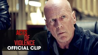 Nonton Acts Of Violence  2018 Movie  Official Clip    Good News      Bruce Willis Film Subtitle Indonesia Streaming Movie Download
