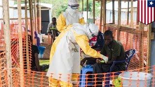 エボラ死者3000人に伴い、エボラ出血熱と戦う国境なき医師団が治療センター建設