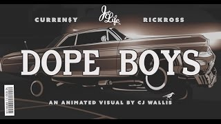 Royce Da 5'9 Ft. Pusha T & Rick Ross Layers (Lyric Video) rap music videos 2016