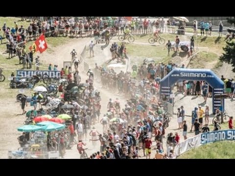 Video UCI XCO World Cup, Lenzerheide