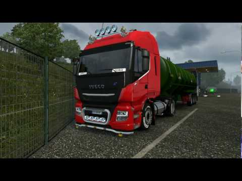 Iveco Stralis XP & NP by Racing v1.1