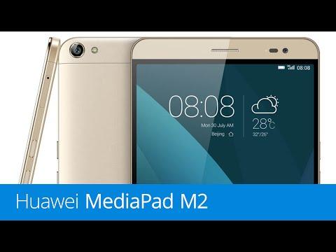 Huawei MediaPad M2 (recenze)