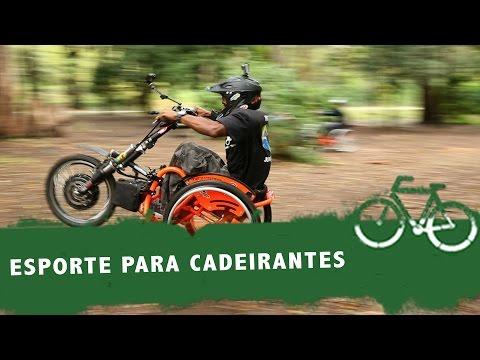 Esporte e mobilidade para cadeirantes