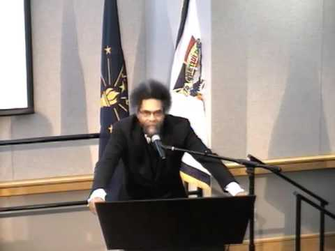 """Video Dr. Cornel West -  """"The Profound Desire for Justice"""