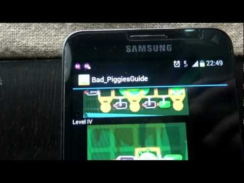 Video of Bad Piggies Full Guide