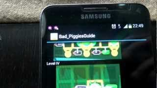 Bad Piggies Full Guide YouTube video