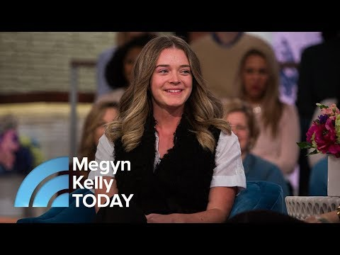 Teen, Jade Hameister, Skied To The North Pole, South Pole And Greenland Ice Cap | Megyn Kelly TODAY
