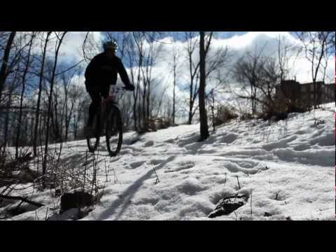THE FROSTBIKE ~ Winter Mountain Bike Race v2013