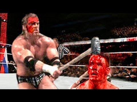 Video Bloodiest Record WWE | John Cena vs Rey Mysterio Brock Lesnar and Big Show Team Destroys John Cena download in MP3, 3GP, MP4, WEBM, AVI, FLV January 2017