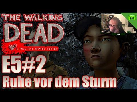 TWD S02E05 # 2 - Ruhe vor dem Sturm «» Let's Play The Walking Dead No Going Back | HD