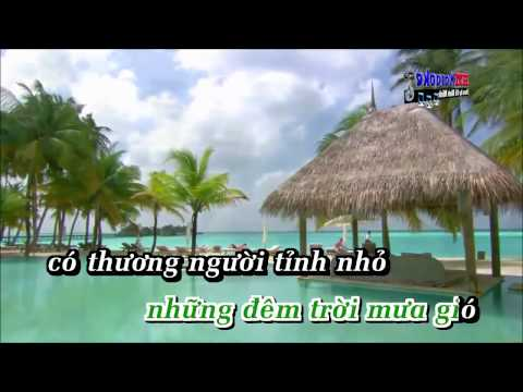 Liên Khúc Mưa - Như Quỳnh, Quang Lê, Tâm Đoan [Karaoke]
