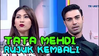 Video clbk!! MEHDI Menyesal Ceraikan TATA JANETA Lewat Telpon - Rumpi 23 Agustus 2017 MP3, 3GP, MP4, WEBM, AVI, FLV Agustus 2017