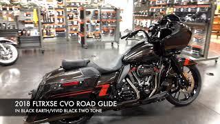 9. 2018 CVO Road Glide in 4k