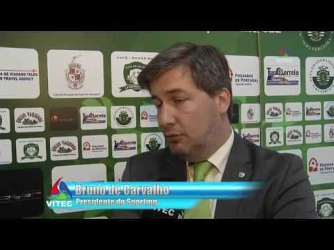 Presidente do Sporting nos Açores